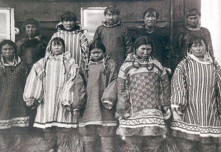 Los Chukchi son indígenas de la península de Chukotka en el noreste subártico de Rusia.
