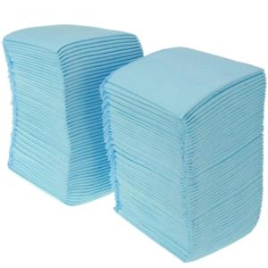 Empapadores absorbentes , toallitas de entrenamiento para perros cachorros y todo tipo de mascotas 60x60